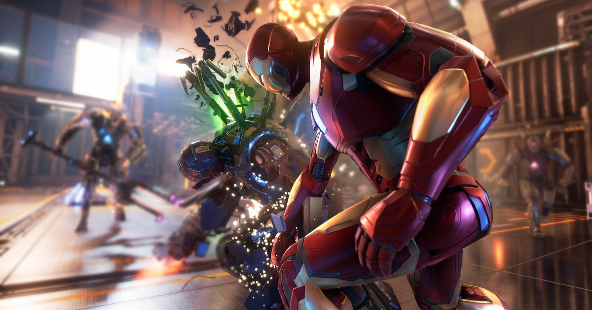 Marvel's Avengers is a PS5 and Xbox Series X launch title - Polygon thumbnail