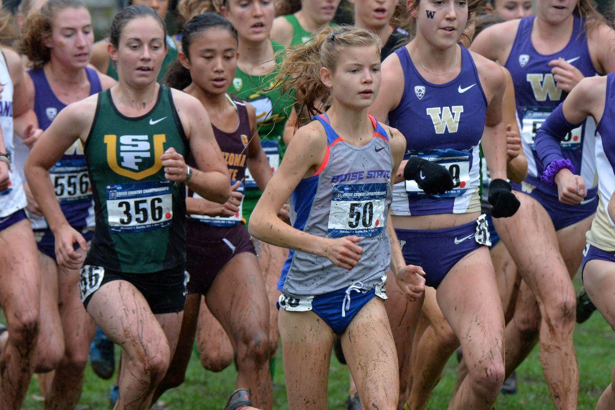 Cross Country: NCAA West Regionals