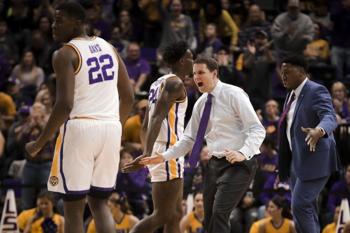 NCAA Basketball: South Carolina at Louisiana State