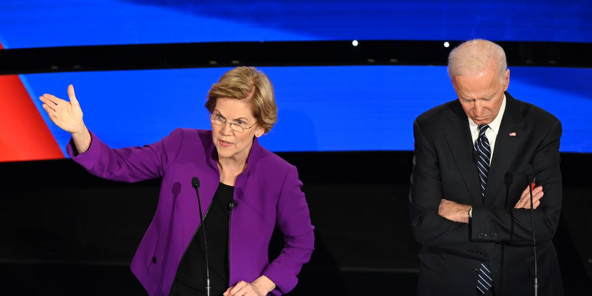 Elizabeth Warren and Amy Klobuchar are their own evidence that women can win