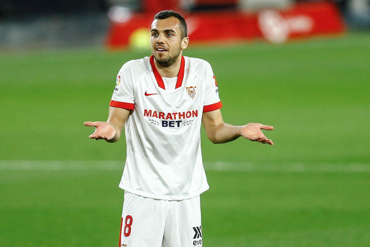 ESP: Sevilla FC-Real Betis. La Liga Santander.