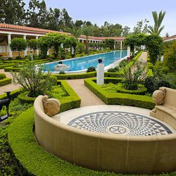 """<a href=""""http://www.getty.edu/visit/villa/""""><b>Getty Villa</b></a> (17985 Pacific Coast Hwy): This Pacific Palisades must-stop is art, architecture and nature eye-candy rolled into one. The space offers four tranquil gardens to shoot at, but you'll have t"""