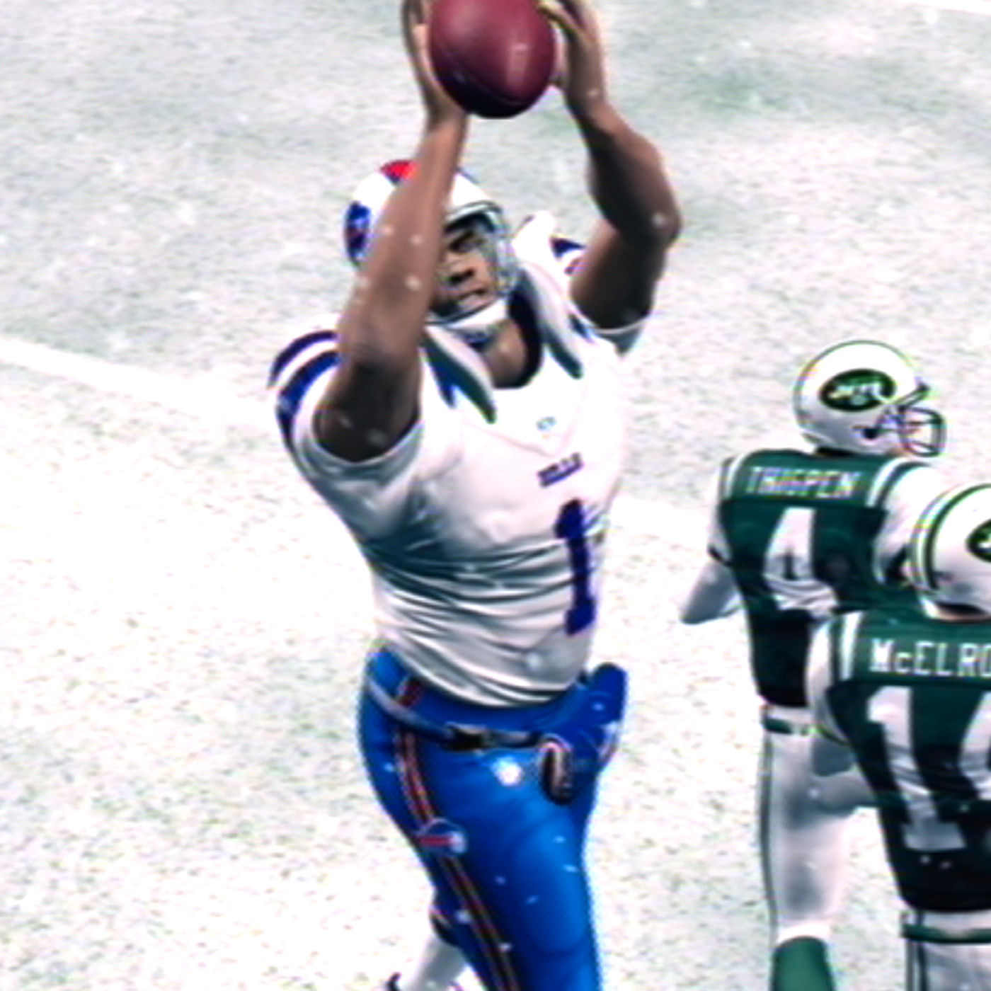 Breaking Madden: Geno Smith goes to Football Hell - SBNation com