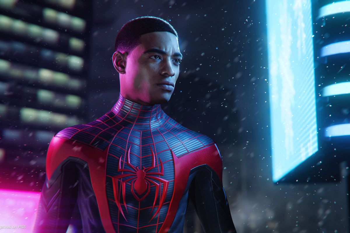 Spider-Man: Miles Morales is a new game, not a PS5 expansion, Sony says -  Polygon