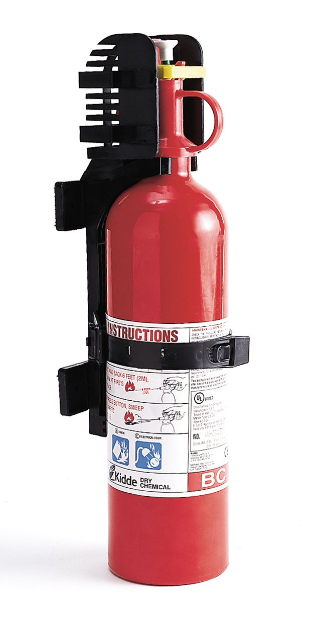 2 Lb Fire Extinguisher 5 BC Rating