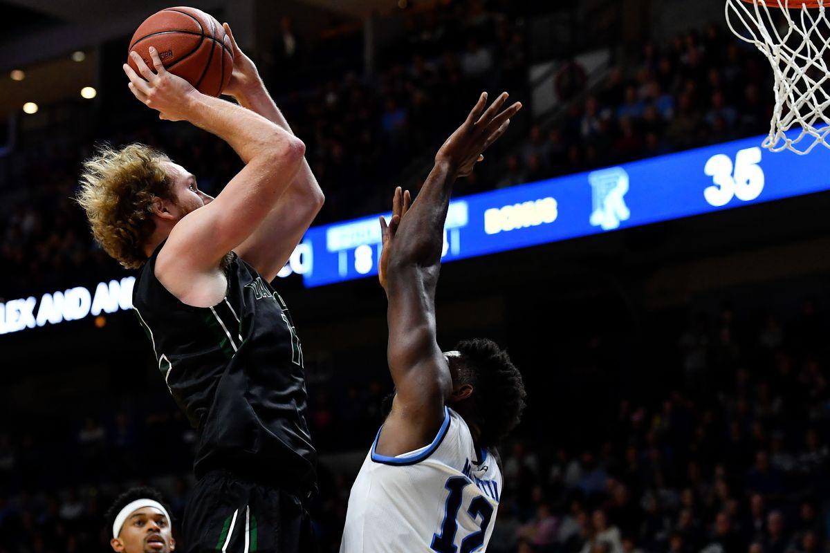 NCAA Basketball: Dartmouth at Rhode Island