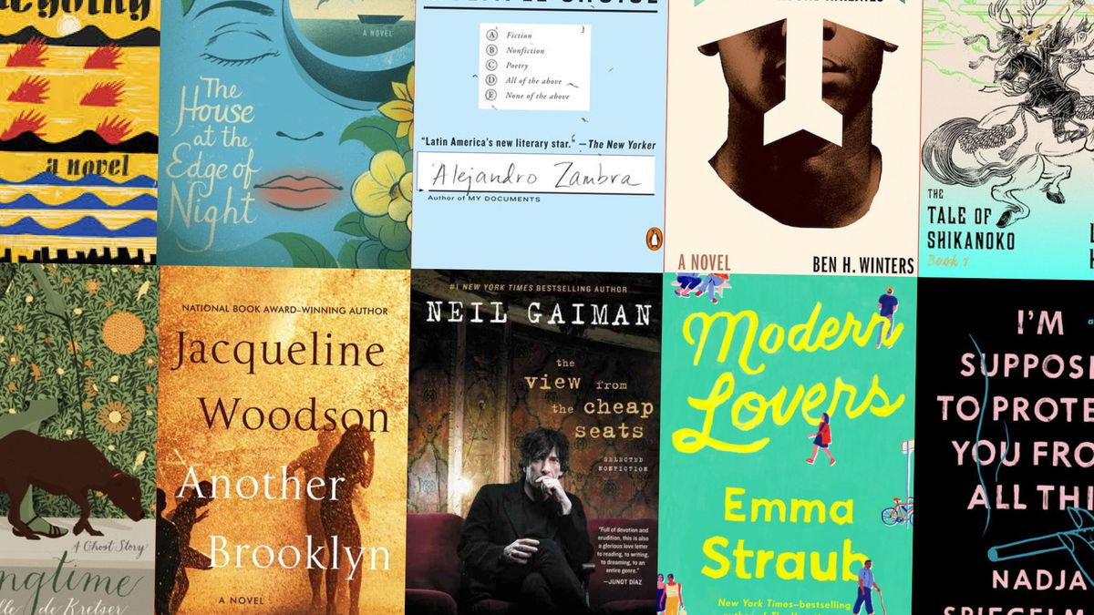 18 New Books To Read This Summer From Thrillers To Family Sagas To