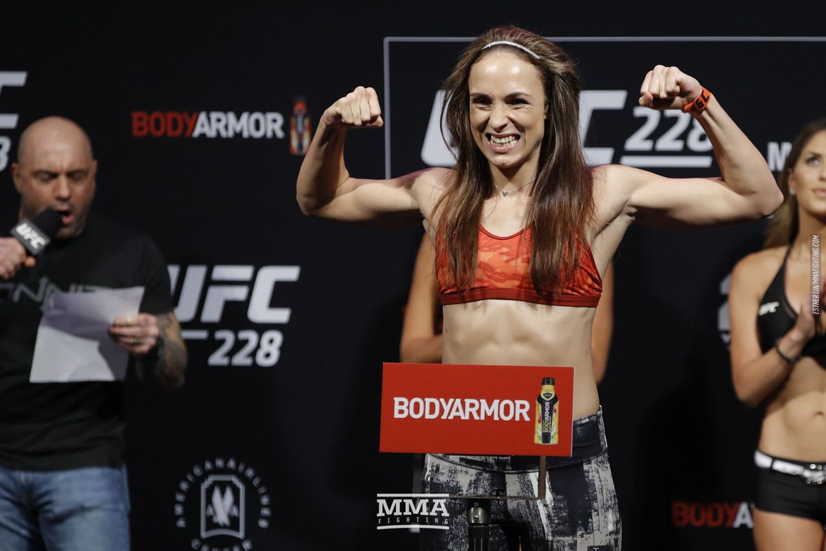 lucie pudilova moves to flyweight faces liz carmouche at ufc prague