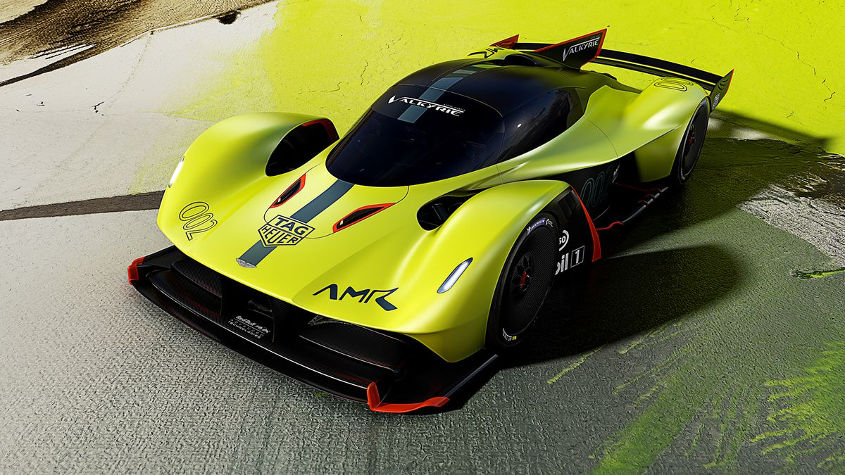 aston martin's new hypercar is an 1,100 horsepower asphalt rocket