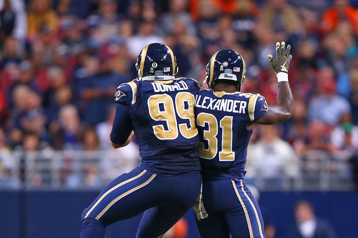 NFL: Chicago Bears at St. Louis Rams