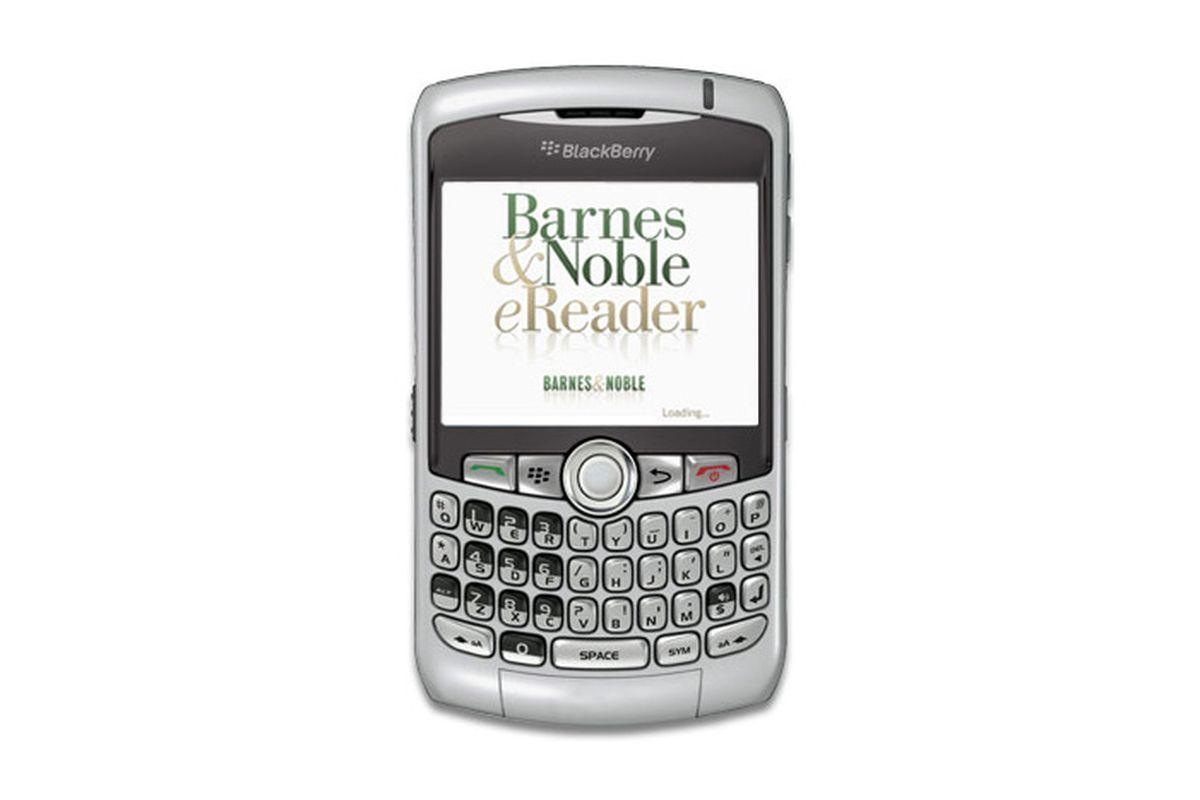 blackberry ereader