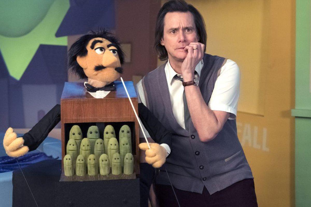 Kidding' review: Jim Carrey brilliant as a despairing puppet