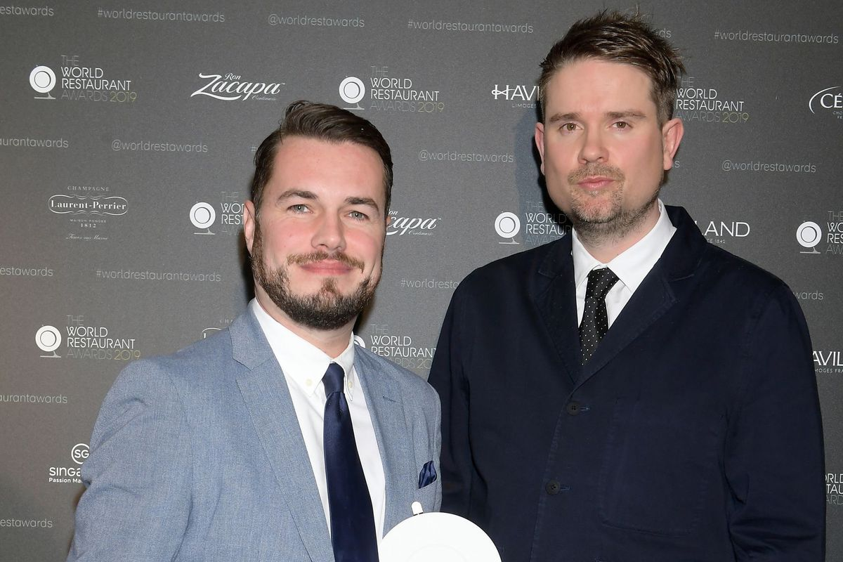 London restaurant Noble Rot won at the World Restaurant Awards 2019 in Paris