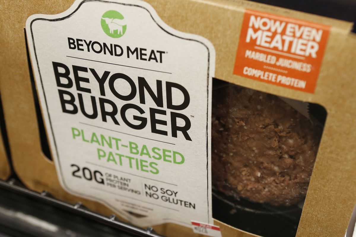 PepsiCo is joining forces with Beyond Meat to develop new snacks and drinks made from plant-based proteins.