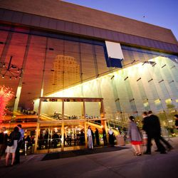 Abravanel Hall became the home of the Utah Symphony in the fall of 1979.