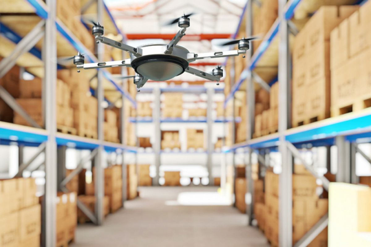 Mit Figured Out A Better Way For Drones To Use Rfid