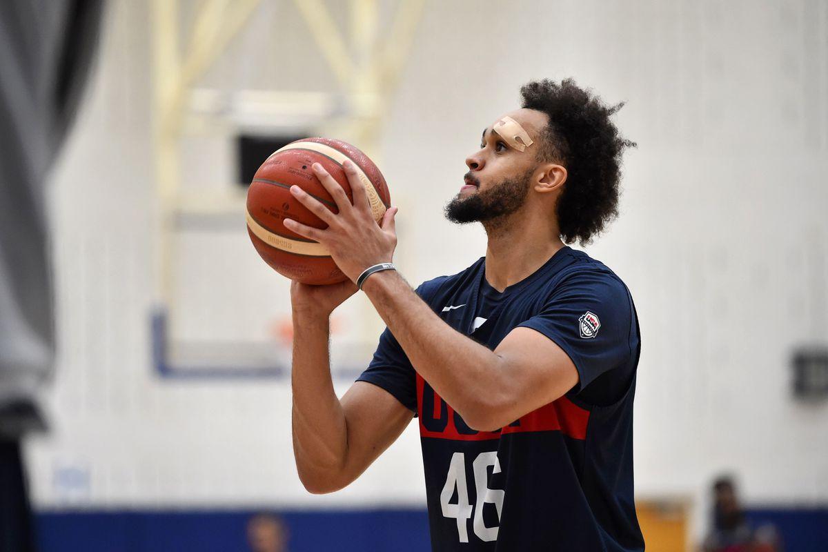 2019 USA Basketball Men's National Team Practice - Shanghai