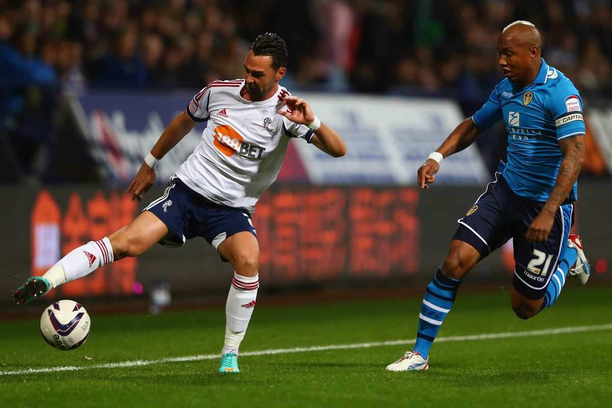 Maybe seeing Leeds again will remind Chris Eagles how to play football.
