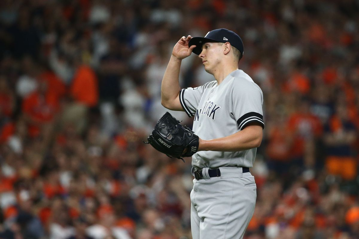 Six things that went wrong for the Yankees in the ALCS