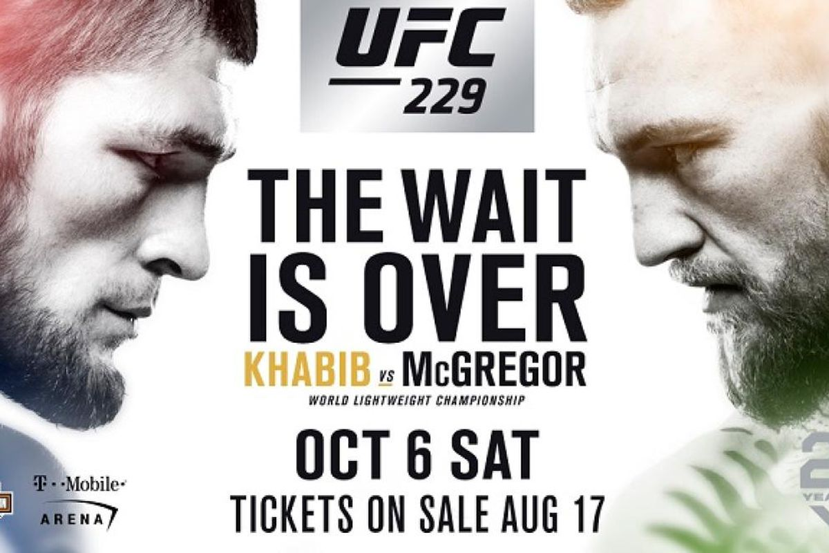 Image result for UFC 229 : McGregor vs Khabib