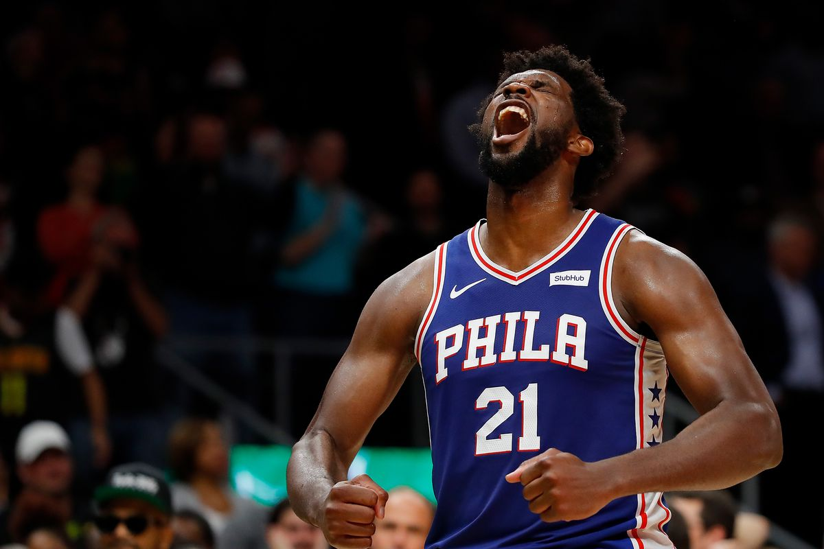There S No One More Fun Than Joel Embiid John Collins Don T