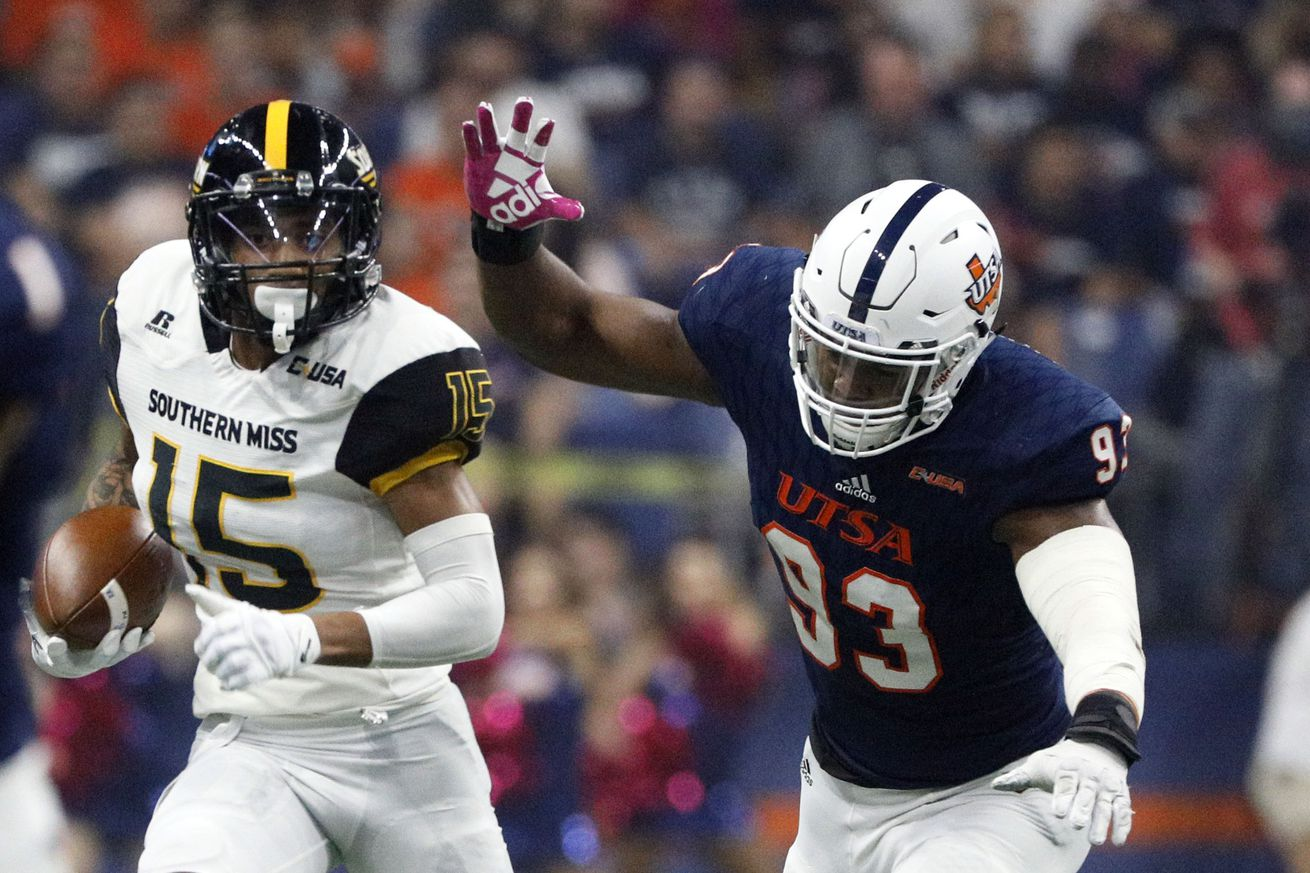 Packers Mock Draft 2018: EDGE Marcus Davenport to Green Bay in Mel Kiper's first mock