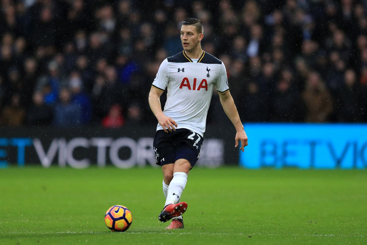 Kevin Wimmer keen to stay in Premier League