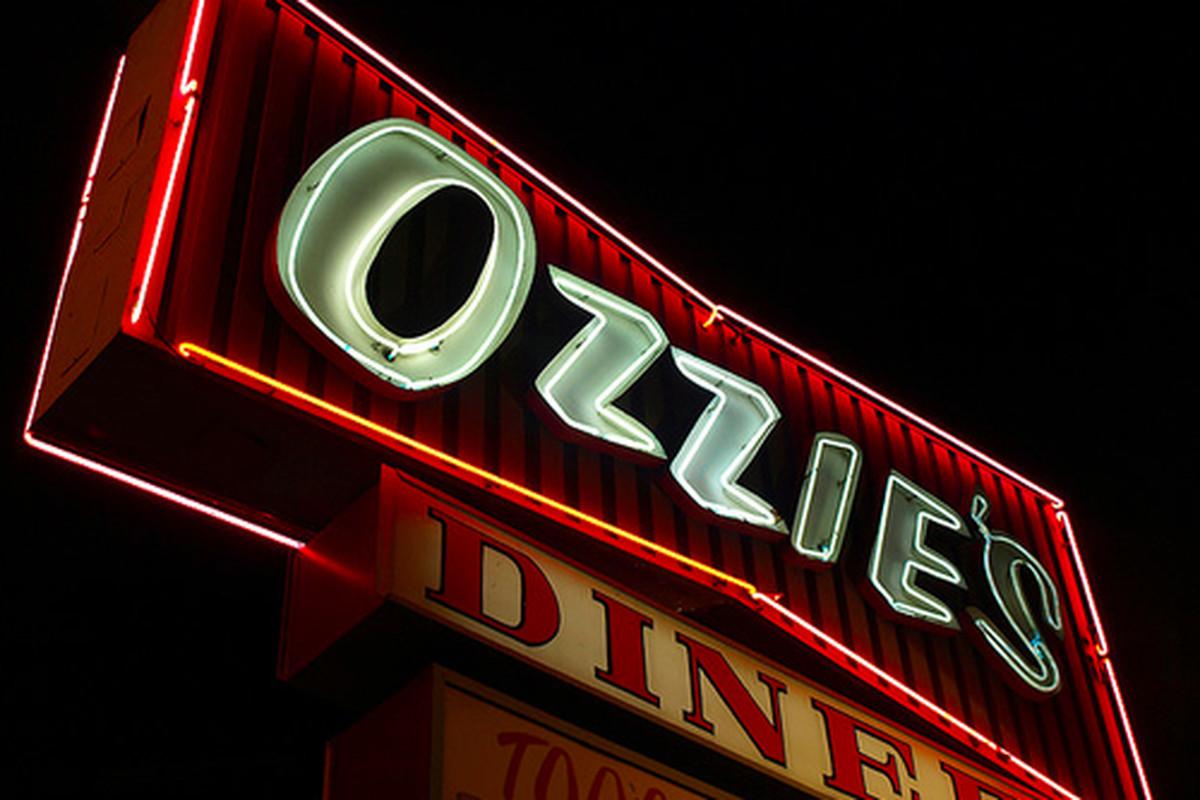 Ozzie's Diner, Los Angeles.