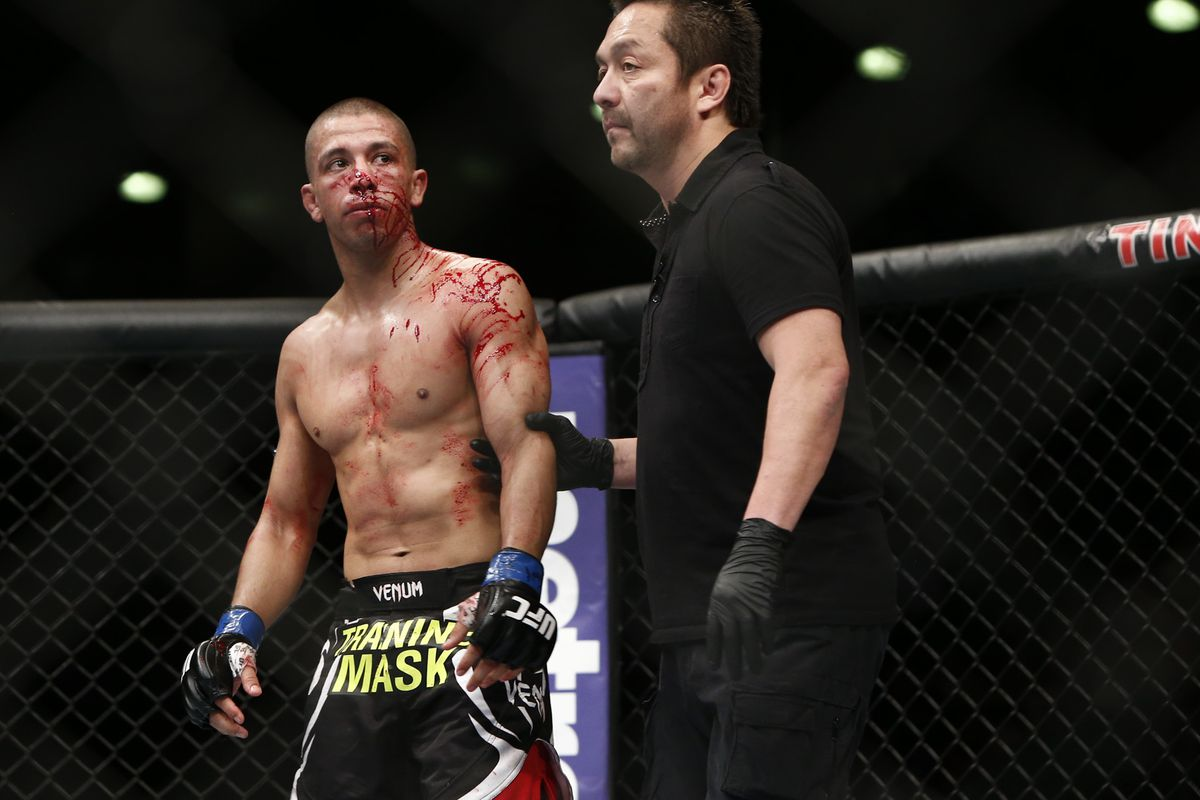 After five years in the UFC, John Moraga frustrated with ...