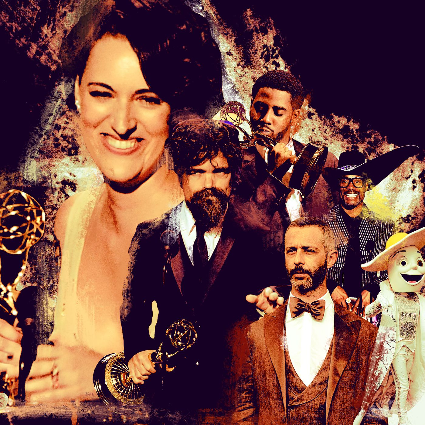 Image result for 2019 EMMY WINNERS