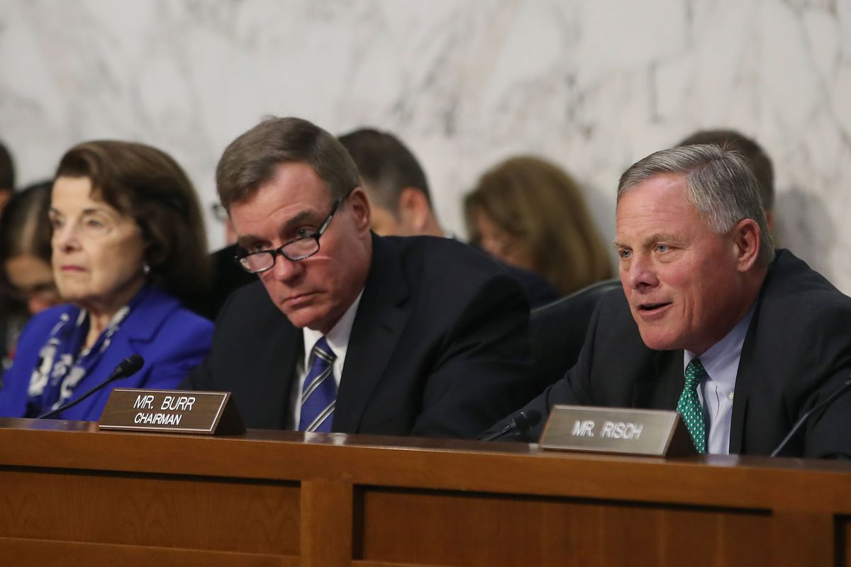 Senate Holds Hearing On Foreign Influence On Social Media Platforms