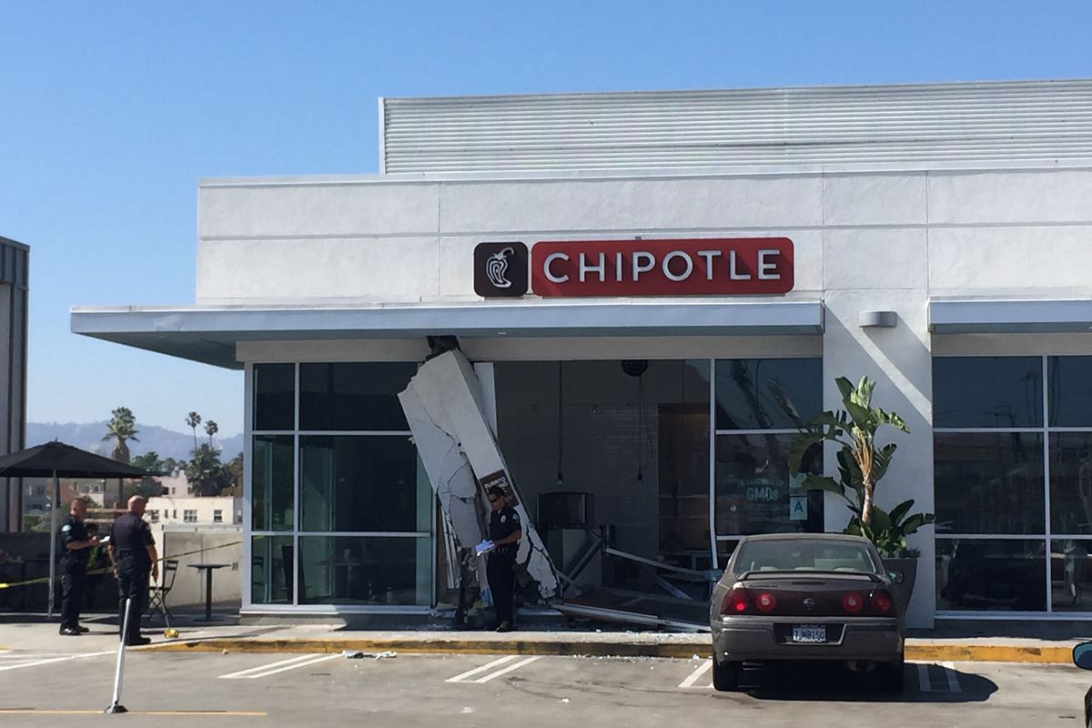 A Chipotle in Mid-City