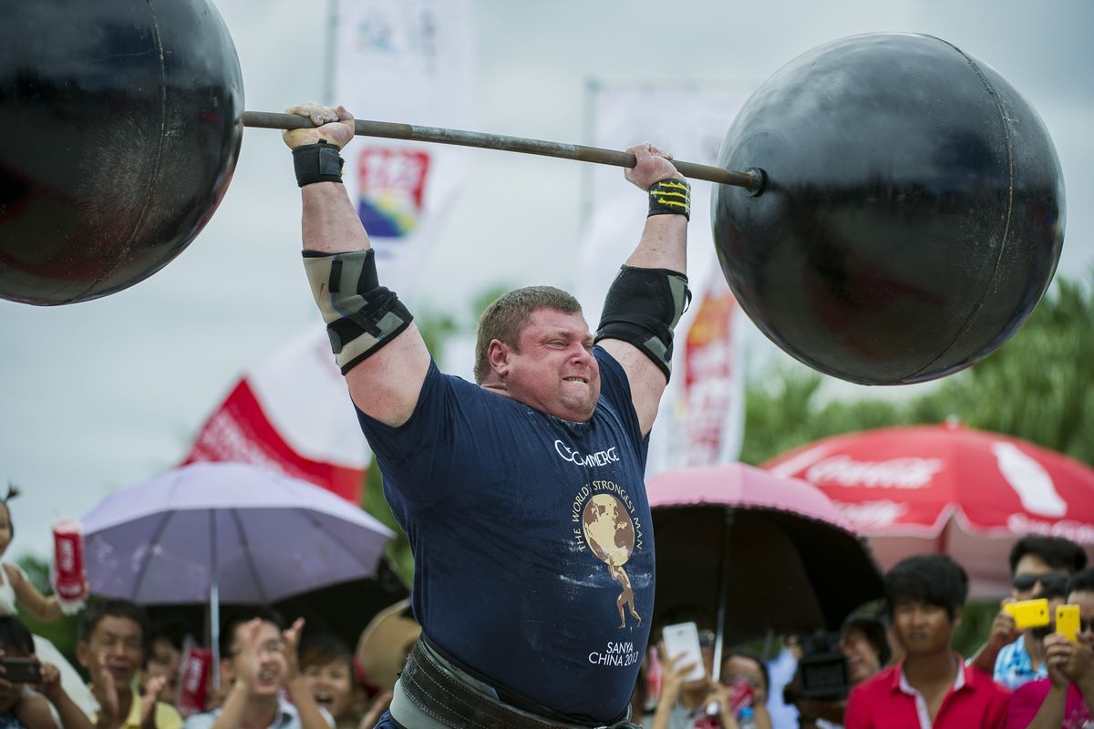 The World's Strongest Man