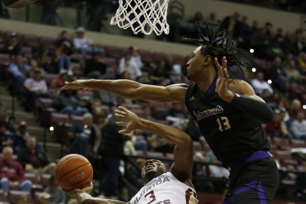 NCAA Basketball: Western Carolina at Florida State
