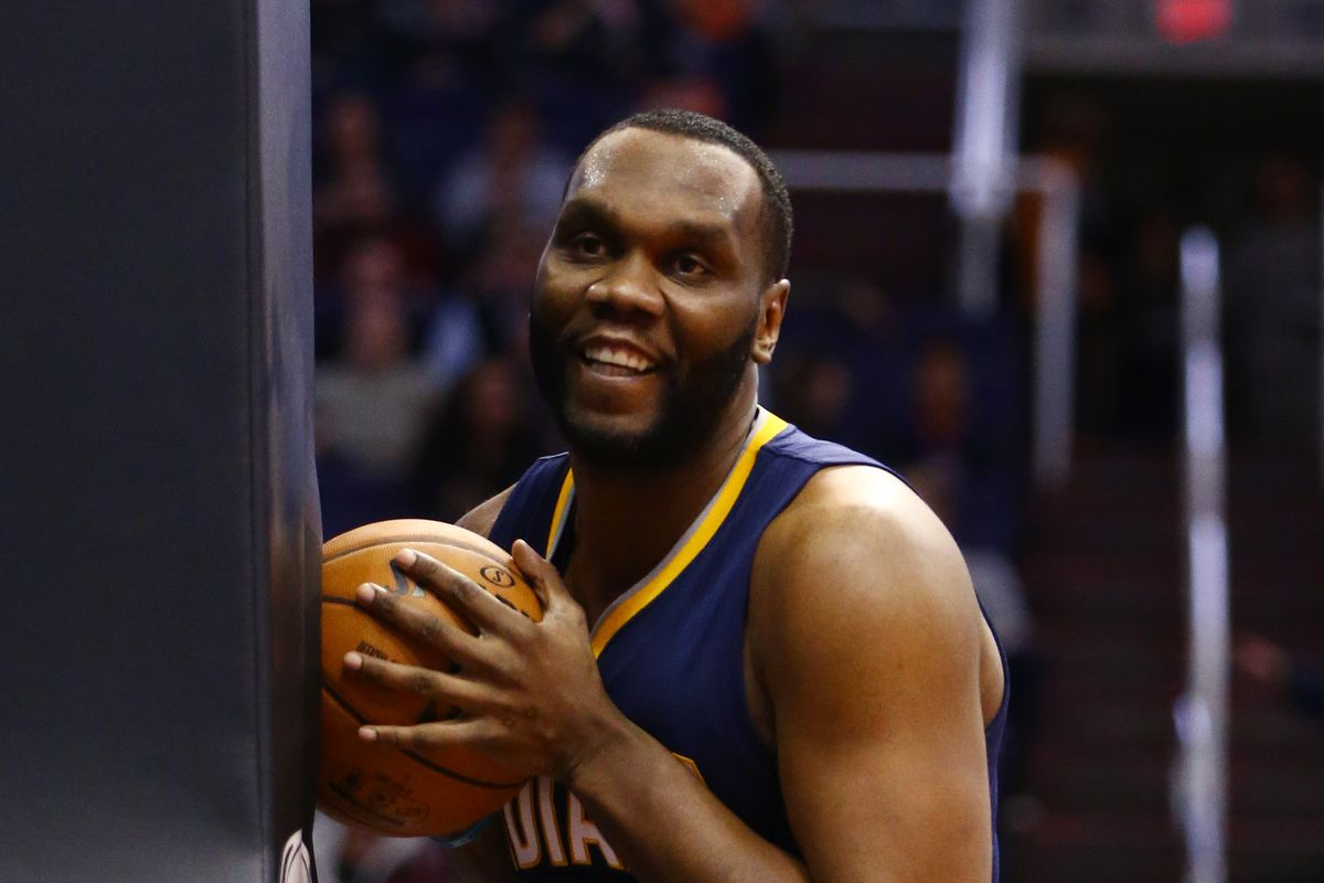 Al Jefferson s weight loss has potential to be bittersweet Indy