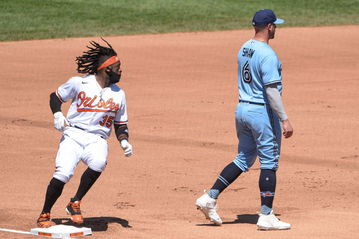 Orioles hurt by Randal Grichuk again, fall to Blue Jays, 5-2, to suffer three-game sweep