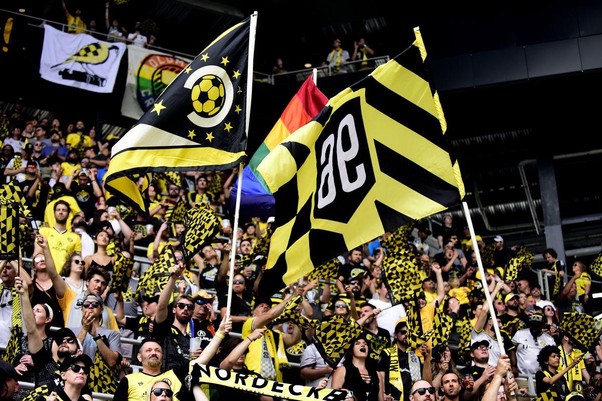 New England Revolution v Columbus Crew SC
