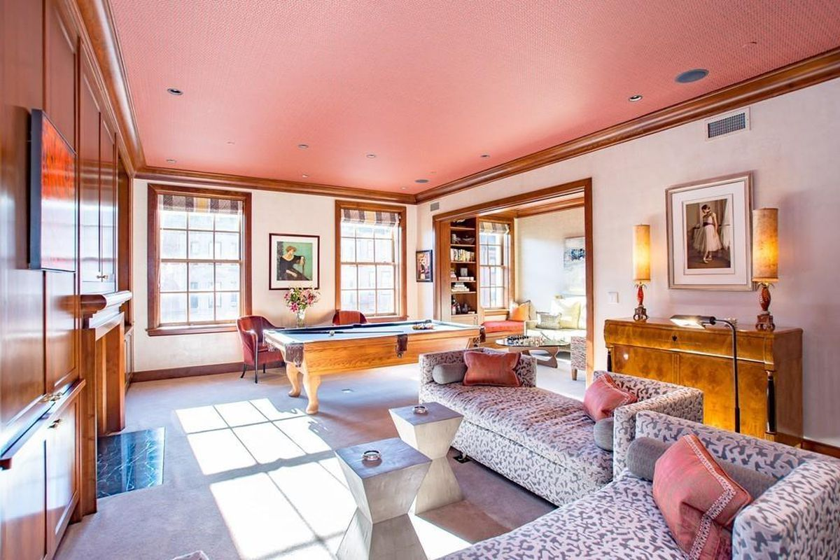Beacon Street Condo With Eight Rooms Three Fireplaces On