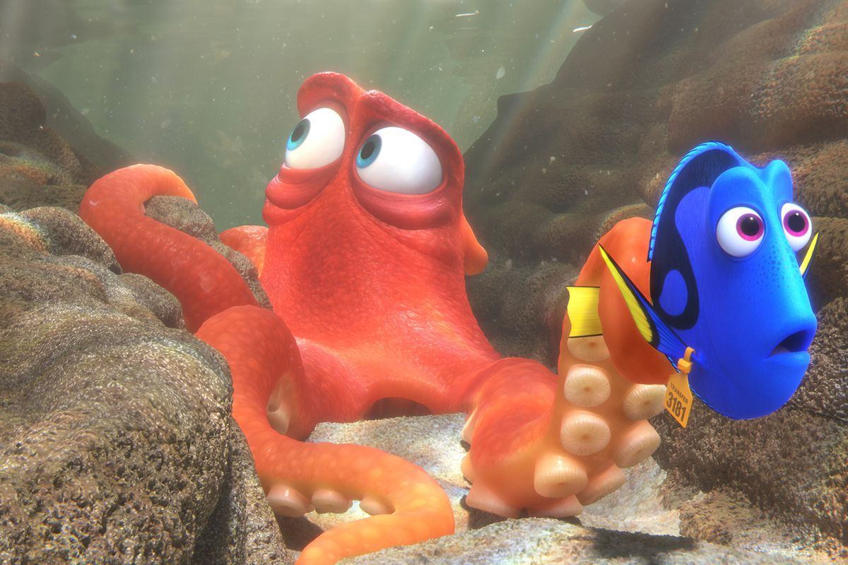 5 things to know about Finding Dory, Pixar's wonderful new sequel ...