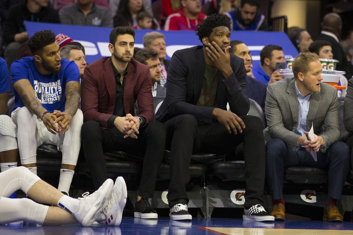 A Philadelphia 76ers Roster Check In Liberty Ballers