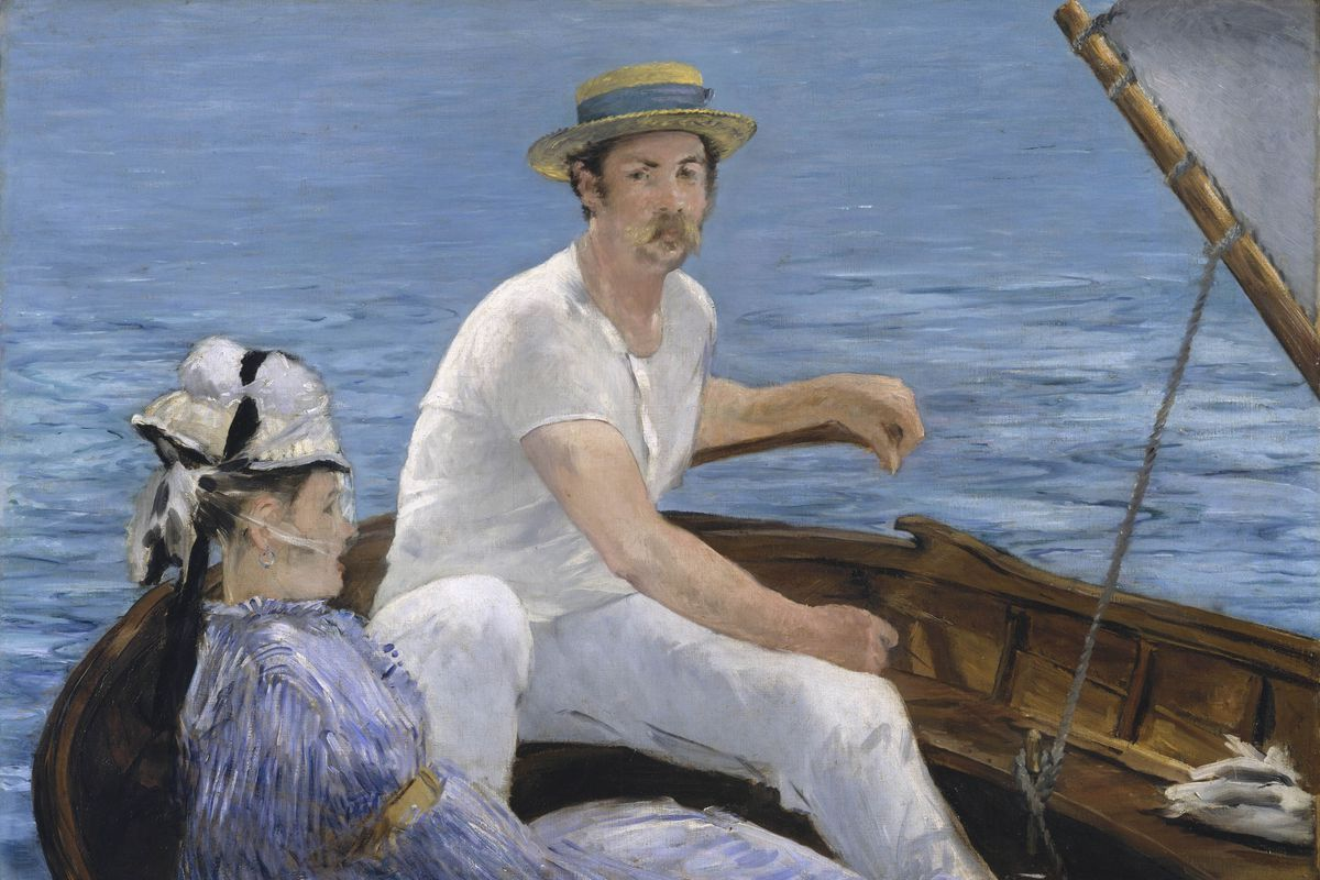 The 'Beauty' of Edouard Manet's later work showcased in new Art Institute exhibit