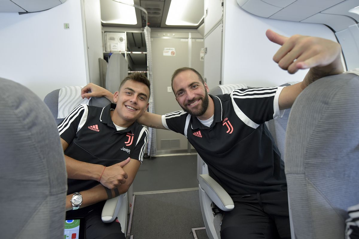 Juventus Travel To Stockholm