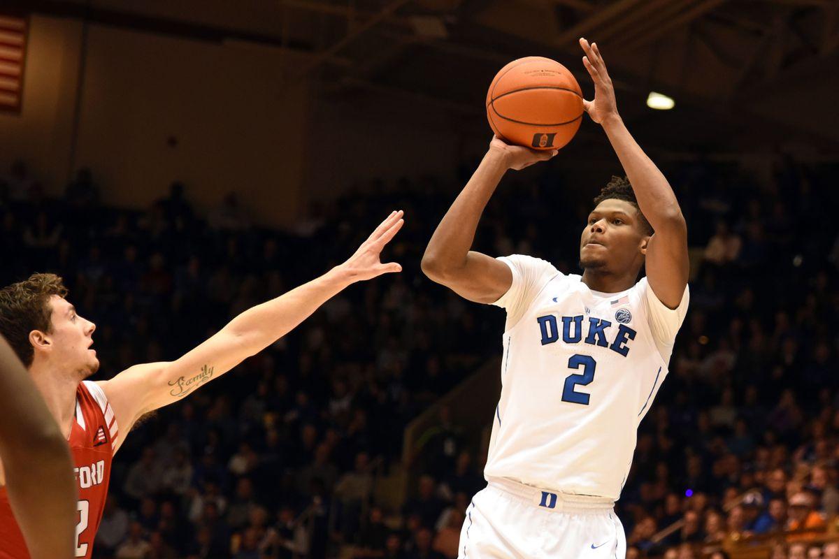 NCAA Basketball: Hartford at Duke