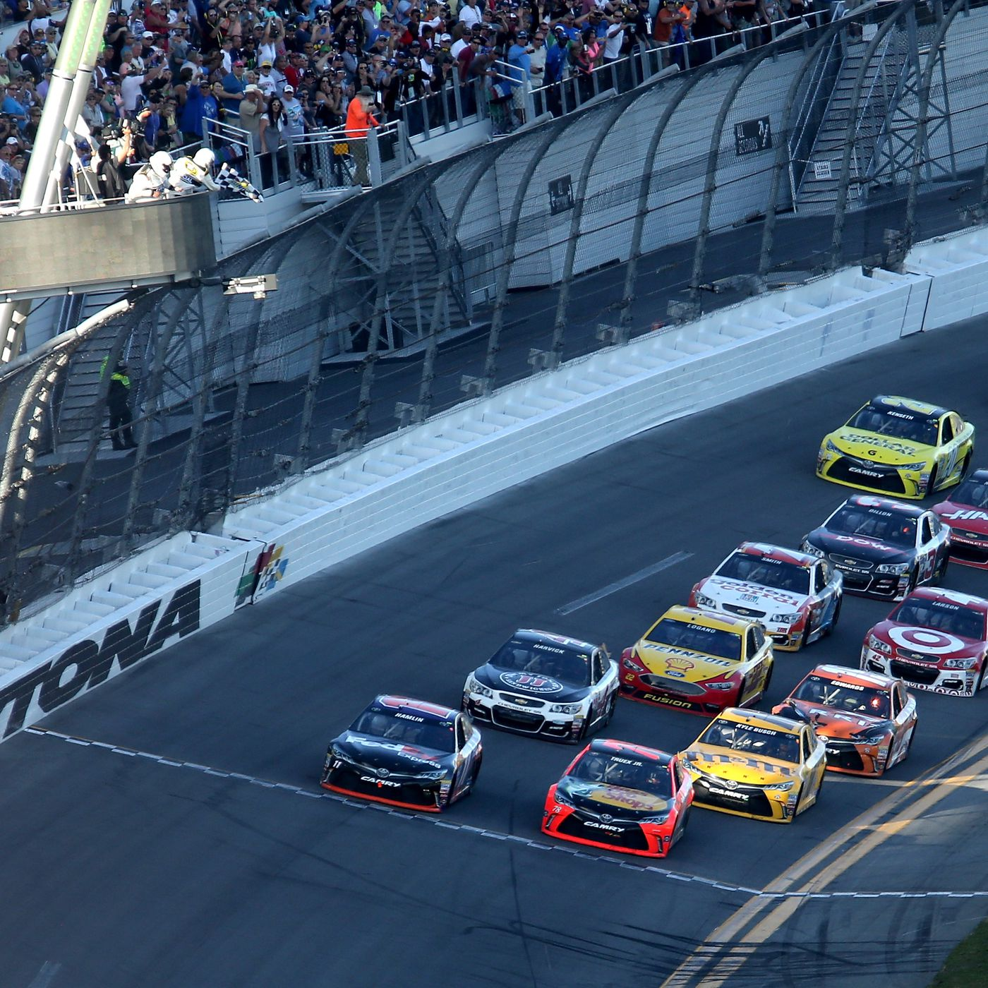 Daytona 500 live updates Highlights results and news from