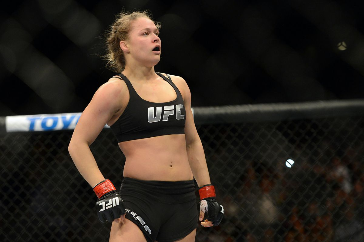 Ronda Rousey I Dont Watch The Ultimate Fighter Now -7478