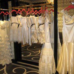 Milly wedding dresses (Photo by Bonnie Datt)
