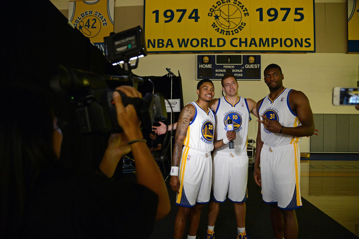 Could be the best Warriors squad since 1975- no joke.