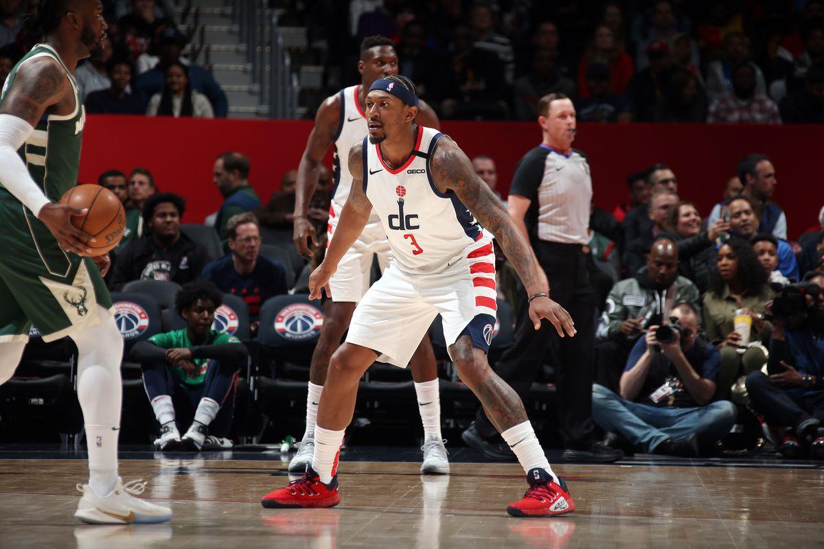 Milwaukee Bucks v Washington Wizards