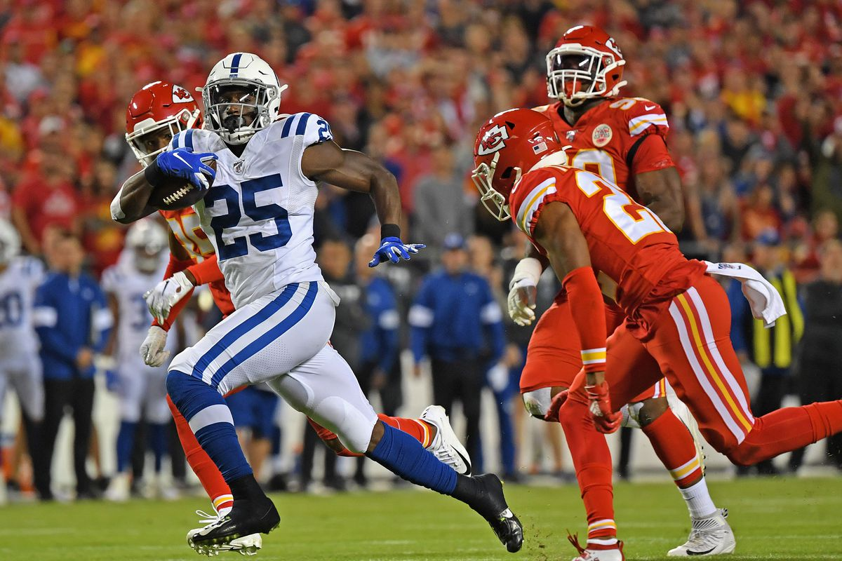 2019 Nfl Week 5 Colts Vs Chiefs Second Half Open Thread