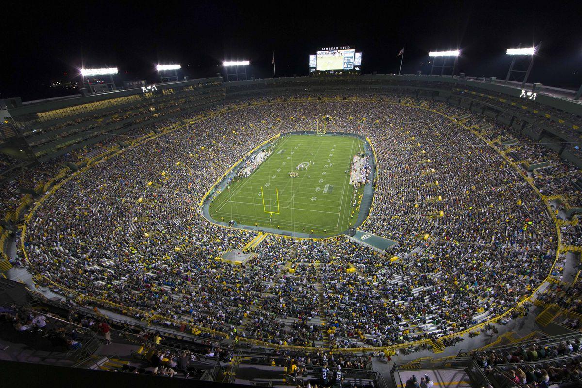 NFL: Preseason-Cleveland Browns at Green Bay Packers